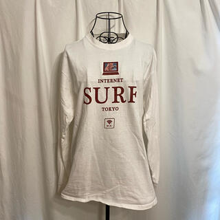 エディットフォールル(EDIT.FOR LULU)のCharles Chaton キャットプリントロングスリーブTシャツ(Tシャツ(長袖/七分))