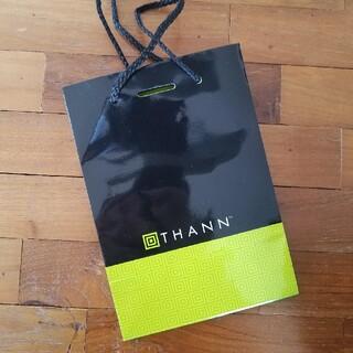 タン(THANN)の【ショッパー】THANN タン 紙袋(ショップ袋)
