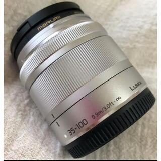 パナソニック(Panasonic)の望遠レンズ パナソニック H-FS35100 35-100mm(レンズ(ズーム))