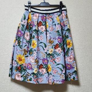 ロイスクレヨン(Lois CRAYON)のemi様専用 ロイスクレヨン花柄スカート(ひざ丈スカート)