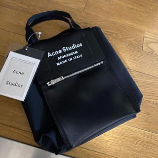 アクネ(ACNE)のAcne studios アクネ トートバッグ ショルダーバッグ ブラック 黒(トートバッグ)