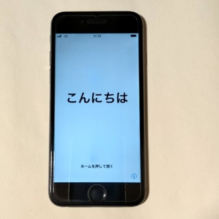 iPhone6  64GB  au回線 シルバー(スマートフォン本体)