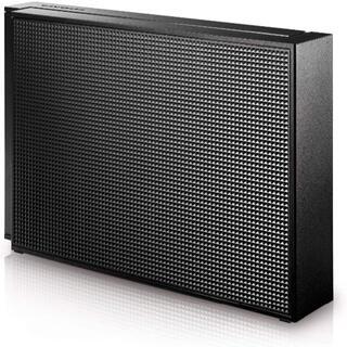 アイオーデータ(IODATA)の新品未使用 ★ I-O DATA 外付けHDD 8TB 静音&コンパクト 4K(PC周辺機器)