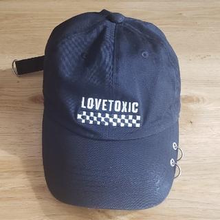 ラブトキシック(lovetoxic)のLovetoxic  帽子 キャップ (帽子)
