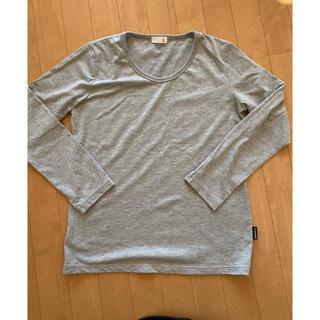 ルコックスポルティフ(le coq sportif)のルコック  レディース  ロンT 長袖シャツ L  カットソー(Tシャツ(長袖/七分))