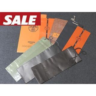 エルメス(Hermes)のネクタイ 用 縦長 ブランド ショップ袋 8枚セット ◇ 2(その他)