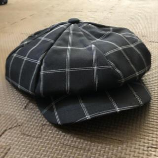 キャスケット 帽子