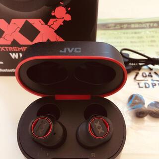ビクター(Victor)のVictor・JVC HA-XC50T-Bワイヤレスセット(ヘッドフォン/イヤフォン)