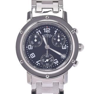 Hermes - エルメス  クリッパー クロノ 腕時計