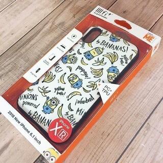 ミニオン(ミニオン)のIIfi+ ミニオンズ iPhoneXR ケース MINI115B ミニオン(iPhoneケース)