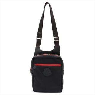 モンクレール(MONCLER)のモンクレール  ナイロン  ブラック ユニセックス ショルダーバッグ(ショルダーバッグ)