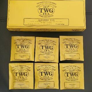 ルピシア(LUPICIA)のTWG紅茶 アルフォンソティーブラックティーTパック6個(茶)