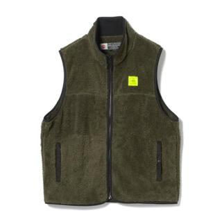 BEAMS - CHARI&CO × BEAMS T / 別注 Fleece Vest