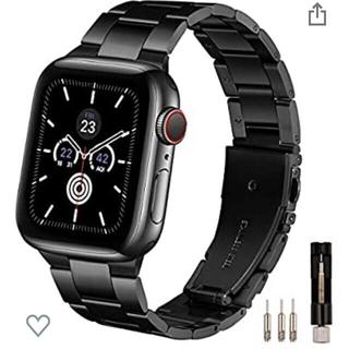アップルウォッチ(Apple Watch)のHKTM コンパチブル apple watchベルト(その他)
