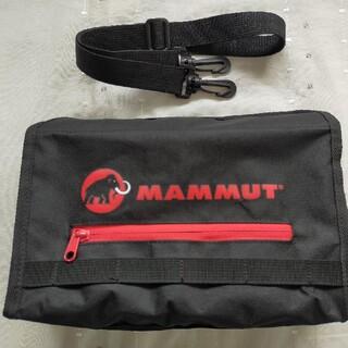 マムート(Mammut)のマムート MAMMUT  雑誌付録 バッグ ティッシュ ケース(その他)
