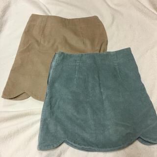 dazzlin - ダズリン  スカート セット