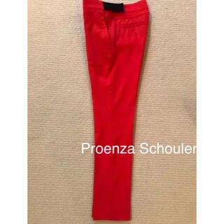 プロエンザスクーラー(Proenza Schouler)のProenzaSchoulerイタリアンレッドパンツ(その他)