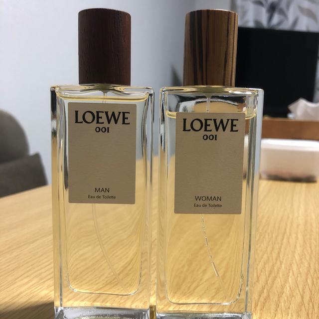 LOEWE(ロエベ)のロエベ 001 50ml MAN/woman コスメ/美容の香水(香水(男性用))の商品写真