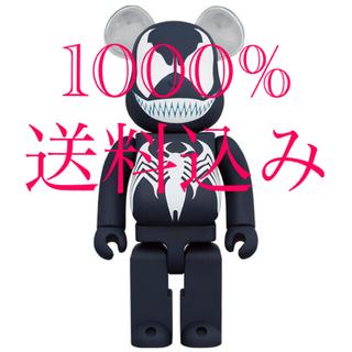 メディコムトイ(MEDICOM TOY)の新品 MEDICOM TOY BE@RBRICK VENOM 1000%(その他)