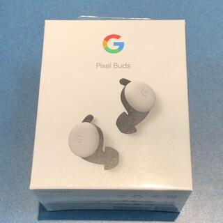 グーグルピクセル(Google Pixel)のサライ様専用!! Google Pixel Buds Clearly White(ヘッドフォン/イヤフォン)