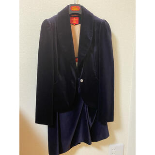 ヴィヴィアンウエストウッド(Vivienne Westwood)の【Vivienne Westwood】スーツ上下セット【ヴィヴィアン】(スーツ)