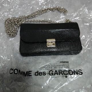 コムデギャルソン(COMME des GARCONS)のコムデギャルソン  ショルダーバッグ(財布)