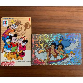 ディズニー(Disney)の新品★テレホンカード ディズニー×2枚(その他)