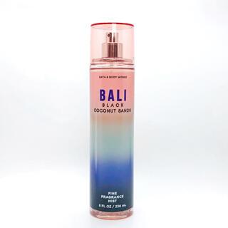 バスアンドボディーワークス(Bath & Body Works)のBBW Bali Black Coconut Sandsミスト  (香水(女性用))