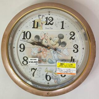 セイコー(SEIKO)の【未使用】ディズニー 掛け時計 FW-561A(掛時計/柱時計)