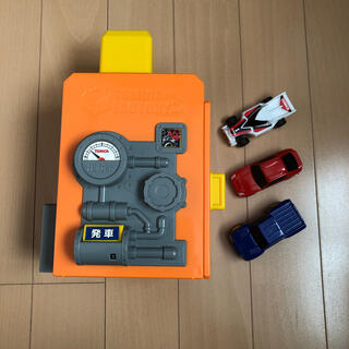 タカラトミー(Takara Tomy)のトミカ 組み立てマシン(ミニカー)