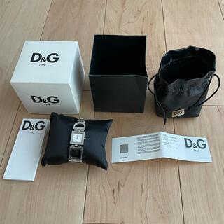 ドルチェアンドガッバーナ(DOLCE&GABBANA)のドルチェ&ガッバーナ 腕時計(腕時計)