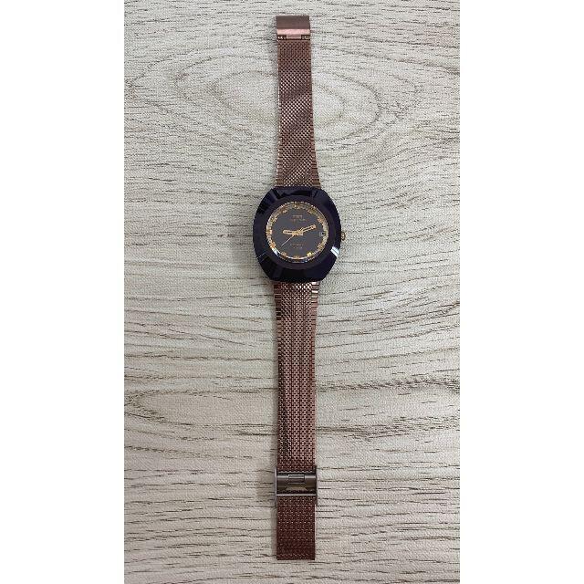 TECHNOS(テクノス)の大幅値下げ!☆テクノス ジェミー 555紫 腕時計 メンズの時計(腕時計(アナログ))の商品写真