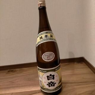 バケツ様専用 白岳 40度(焼酎)