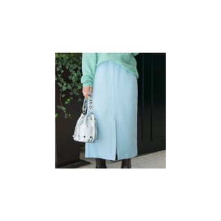 ビッキー(VICKY)の値下げ新品タグ付きVICKYシャーベットカラースカート(ロングスカート)