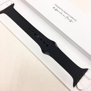 Apple Watch - アップルウォッチ エルメス スポーツバンド Apple Watch 44mm 黒