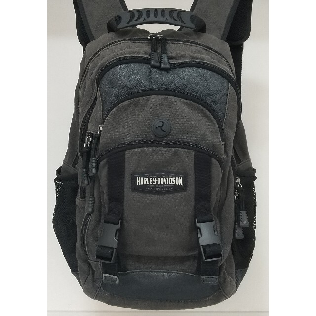 Harley Davidson(ハーレーダビッドソン)のハーレーダビッドソン リュック バッグ メンズのバッグ(バッグパック/リュック)の商品写真