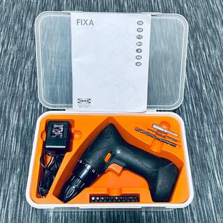 イケア(IKEA)のIKEA イケア 充電式 電動ドリル 工具セット ジャンク(工具/メンテナンス)