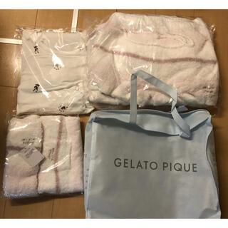 ジェラートピケ(gelato pique)のジェラートピケ gelato pique 2021 福袋 HappyBag(ルームウェア)