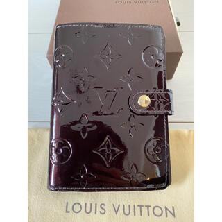 LOUIS VUITTON - LOUISVUITTON モノグラム 手帳カバー