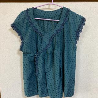 ツモリチサト(TSUMORI CHISATO)のツモリチサト  トップス ブラウス(シャツ/ブラウス(半袖/袖なし))