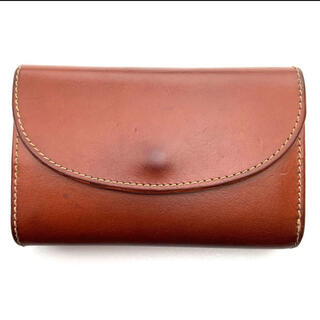 アートブラウン(ART BROWN)のアートブラウン 3つ折り財布  レザーウォレット ブラウン(折り財布)