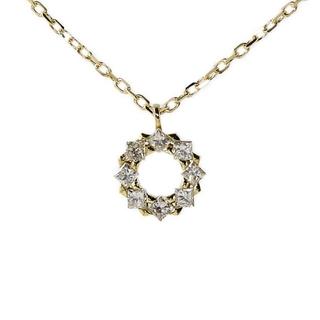 ココシュニック(COCOSHNIK)のココシュニック   ダイヤモンド ネックレス・ペンダント/RF3(ネックレス)