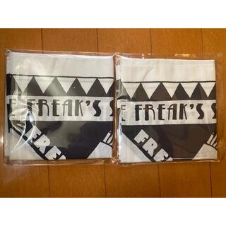 フリークスストア(FREAK'S STORE)のフリークスストア ノベルティ バンダナ ハンカチ セット(バンダナ/スカーフ)