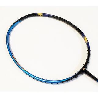 ヨネックス(YONEX)のヨネックス アストロクス 77 ASTROX 77 メタリックブルー ラケット(バドミントン)