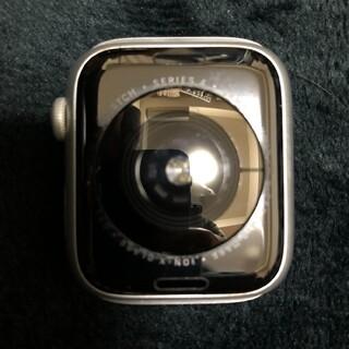 アップルウォッチ(Apple Watch)のApple watch 4 美品 44m(腕時計(デジタル))