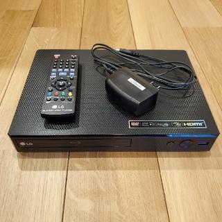 エルジーエレクトロニクス(LG Electronics)のLG Electronics ブルーレイ/DVDプレーヤー(ブルーレイプレイヤー)