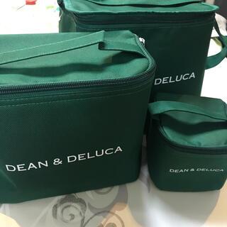 DEAN & DELUCA - DEAN&DELUCA保冷バッグ大中小3店セット(未使用)