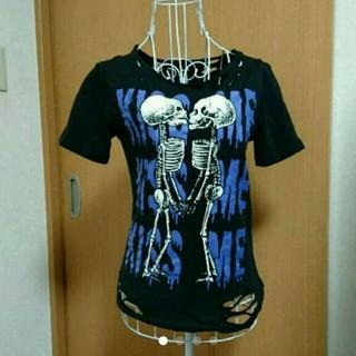 スティグマータ(STIGMATA)のSTIGMATA カッティングTシャツ(Tシャツ(半袖/袖なし))