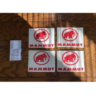 Mammut - MAMMUT マムート 切り文字ステッカー カッティングステッカー カスタム