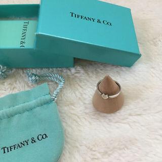 ティファニー(Tiffany & Co.)のTiffanyクラウンオブハートリング(リング(指輪))